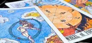 Какая карта Таро?