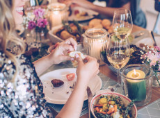How Each Zodiac Sign Throws A Dinner Party