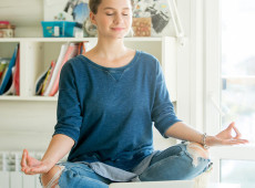 3 Stress-Reducing Chakra Healing Exercises