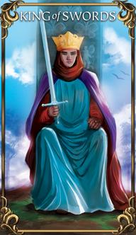 Two of swords learn tarot free