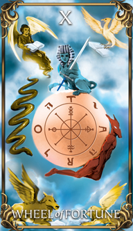 how to use astrology answer tarot cards