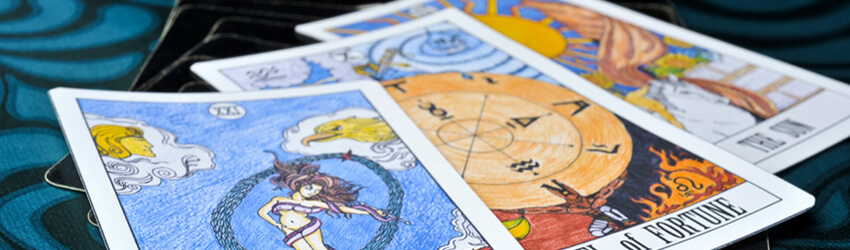 These 5 Tarot Cards Mean You're Ready for Motherhood